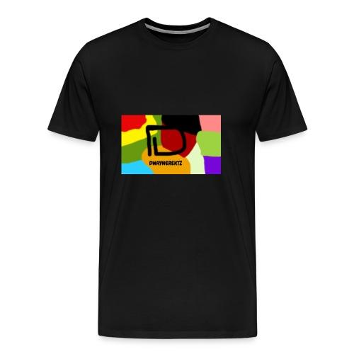 DwayneRektz Dye - Men's Premium T-Shirt