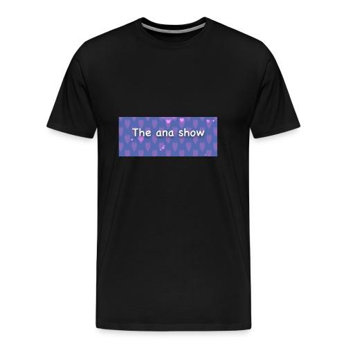 2DB38091 8E2F 475A 8724 350D096D4D89 - Men's Premium T-Shirt