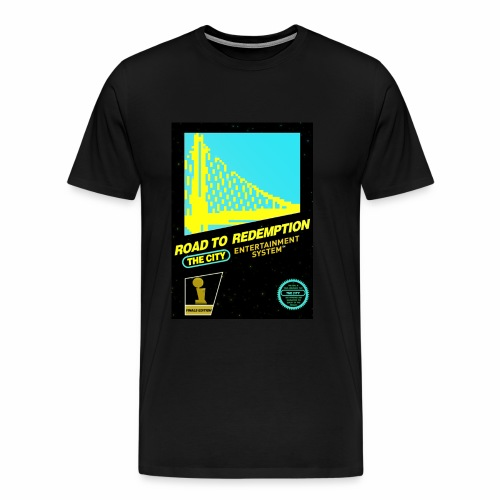 Road to Redemption - Men's Premium T-Shirt