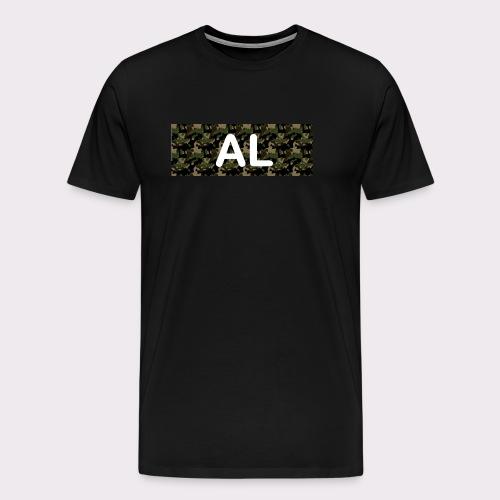 camo al - Men's Premium T-Shirt