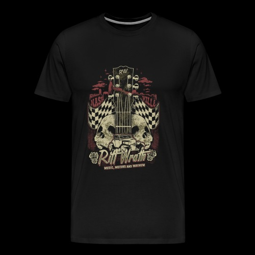 Riff Wrath - Men's Premium T-Shirt