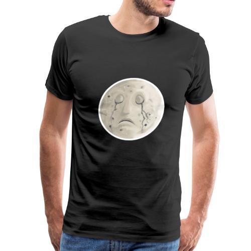 Crying Moon - Men's Premium T-Shirt