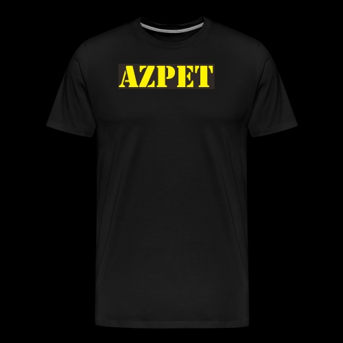 AZPET - Men's Premium T-Shirt