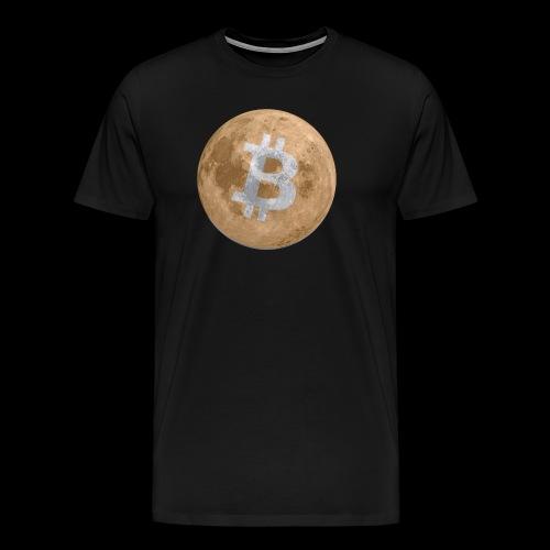 Bit moon Tee - Men's Premium T-Shirt