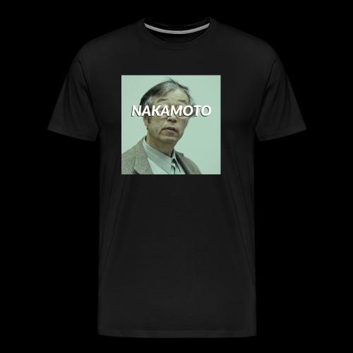 Satoshi Tee - Men's Premium T-Shirt