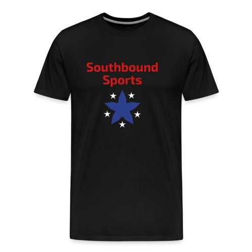 Southbound Sports Stars Logo - Men's Premium T-Shirt