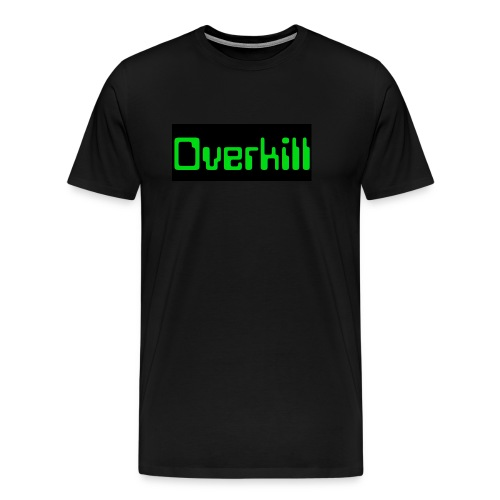 Overkill 2017 Line 3 - Men's Premium T-Shirt