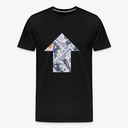 Rising Blue - Men's Premium T-Shirt