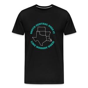 South Central 5 states - Men's Premium T-Shirt