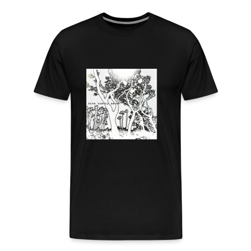 Nine Twenty Seven - Trees - Men's Premium T-Shirt