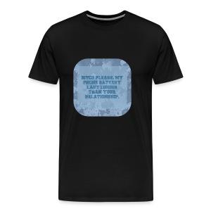 Bish..... - Men's Premium T-Shirt