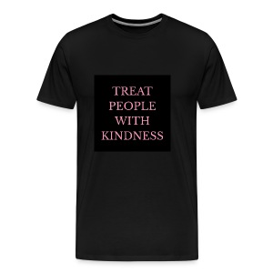 H Styles Treat People With Kindness (black) - Men's Premium T-Shirt