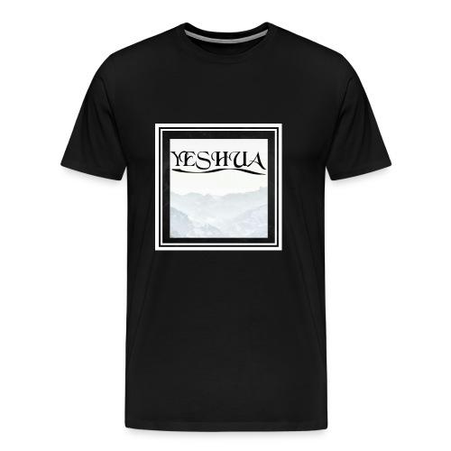 YESHUA - Men's Premium T-Shirt