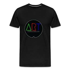 A.R.T MOVEMENT - Men's Premium T-Shirt