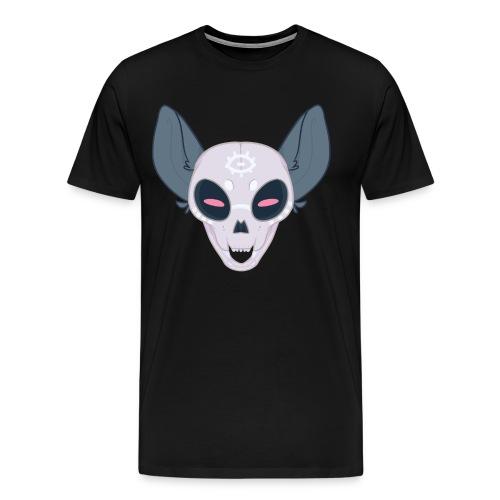 Haunted Kitter - Men's Premium T-Shirt