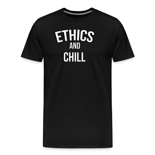 Netflix and Chill Inspired - Men's Premium T-Shirt