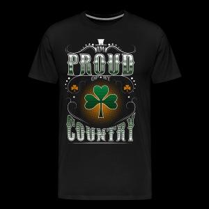 I'm Proud of My Country - Men's Premium T-Shirt