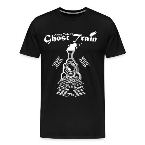 SonnyTackett'sGhostTrain - Men's Premium T-Shirt