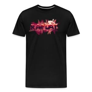 Raplay Paint #VemPraRaplay - Men's Premium T-Shirt