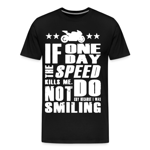 Speed one day limited edition 1 - Men's Premium T-Shirt