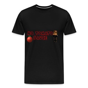 No Tomato Sauce - Men's Premium T-Shirt