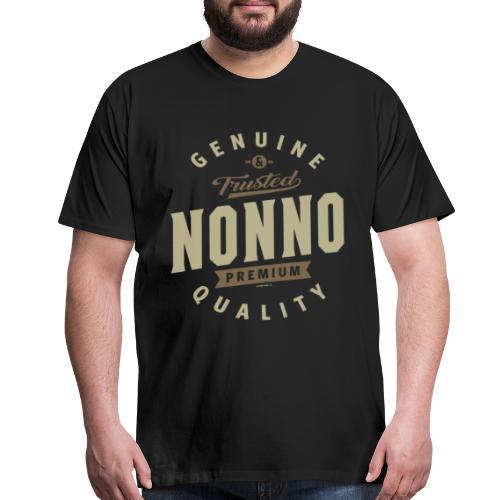 Nonno Genuine - Men's Premium T-Shirt
