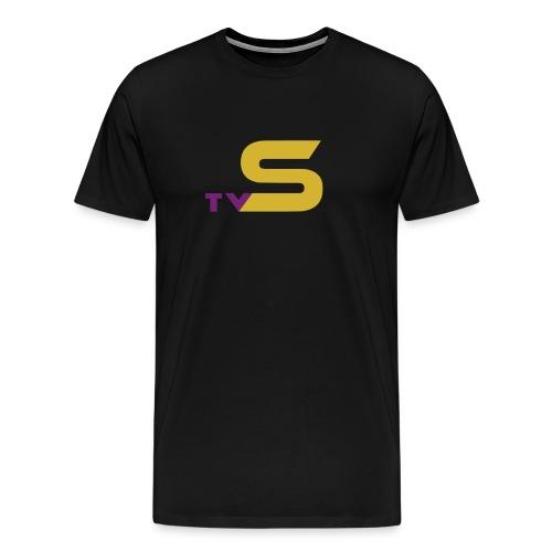 SandsTV logo - Men's Premium T-Shirt
