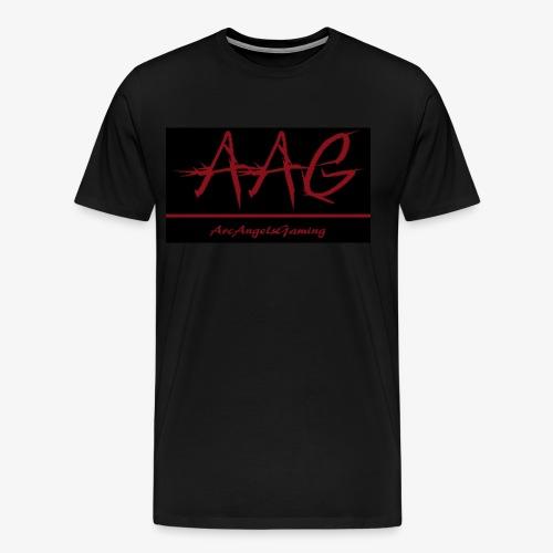 ArcAngelsGaming t-shirt black - Men's Premium T-Shirt