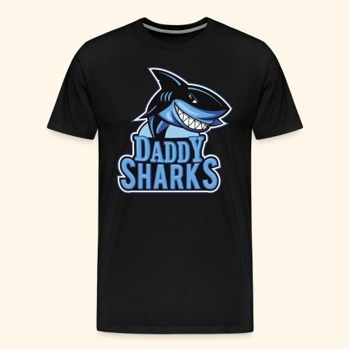 Doo Doo Doo Daddy Shark Doo Doo Doo - Men's Premium T-Shirt