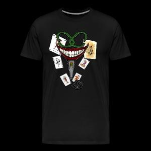 CCE Happy Halloween The Joker Edition - Men's Premium T-Shirt