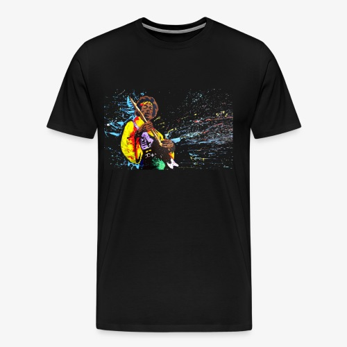 rasta rocker - Men's Premium T-Shirt