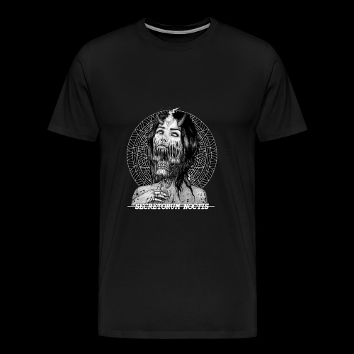 Face of Pain - Men's Premium T-Shirt