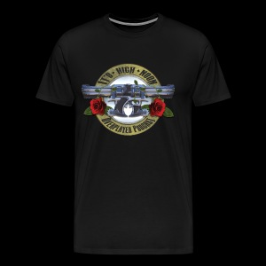 Overplayed - It's High Noon - Men's Premium T-Shirt