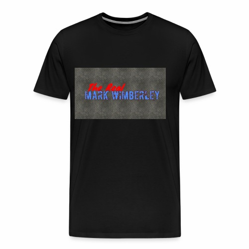 The Real Mark Wimberley Swag - Men's Premium T-Shirt