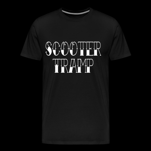 SCOOTERTRAMP - Men's Premium T-Shirt