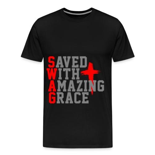 Swag For Christians - Men's Premium T-Shirt