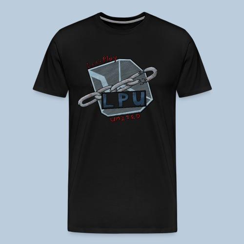LPU Logo - Men's Premium T-Shirt