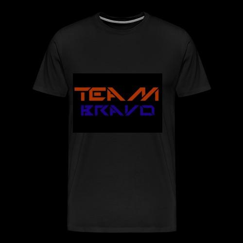 Team Bravo - Men's Premium T-Shirt