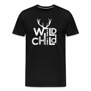 Wild Child Vintage - Men's Premium T-Shirt