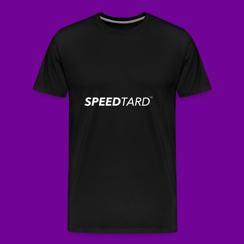Speedtard shirts/jackets - Men's Premium T-Shirt