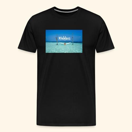 Maldives - Men's Premium T-Shirt