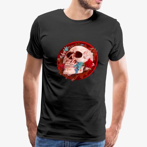 Red Skull - Men's Premium T-Shirt