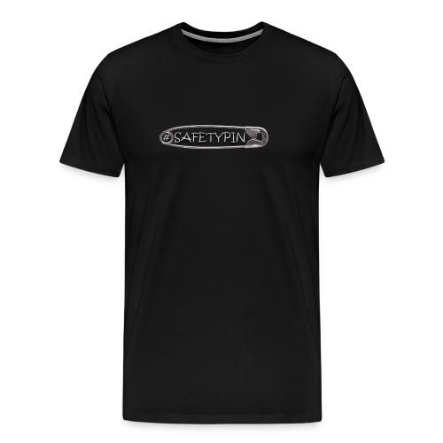 Safety Pin - Men's Premium T-Shirt