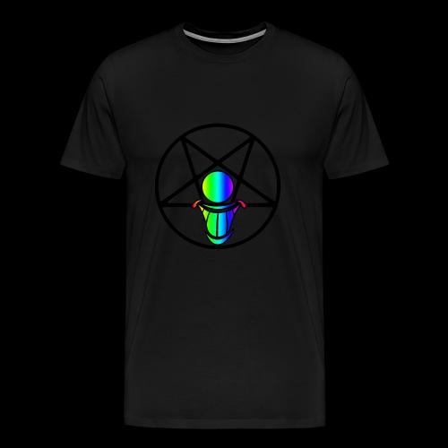 Pride Logo 3 - Men's Premium T-Shirt