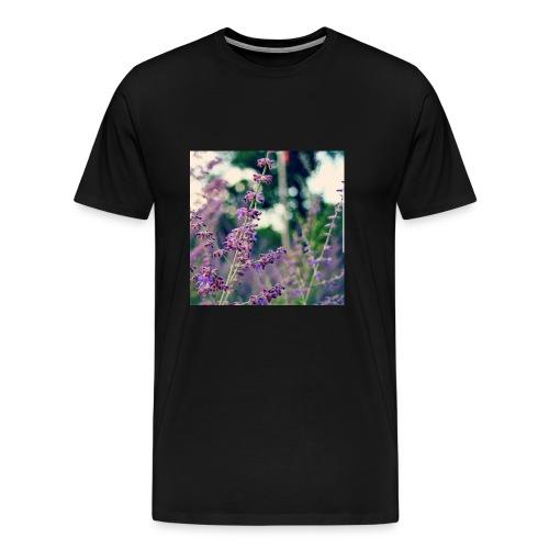 Does This Shirt Make Me Smell Like Lavender? - Men's Premium T-Shirt