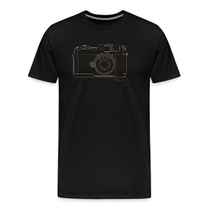 Camera Sketches - Epson RD1 - Men's Premium T-Shirt