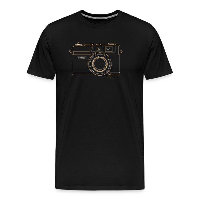 Camera Sketches - Canonet QL17