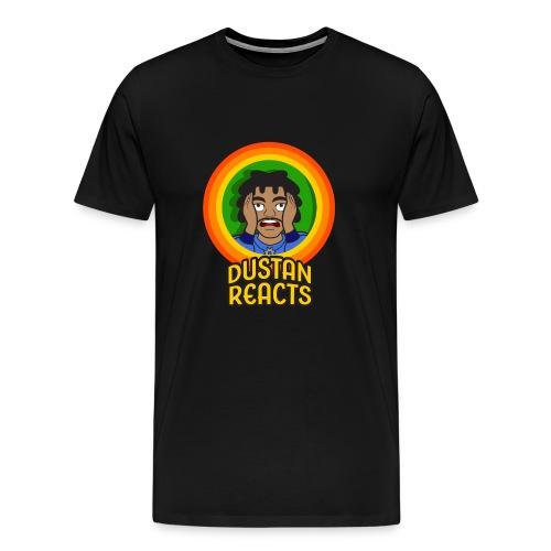 Dustan Reacts - Men's Premium T-Shirt