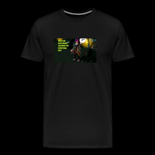 Christmas Boogaloo - Men's Premium T-Shirt