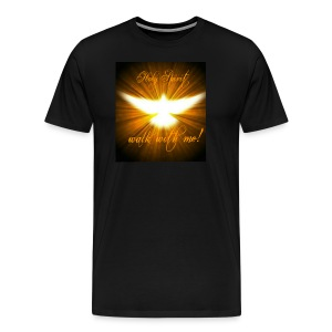 Holy Spirit walk with me! - Men's Premium T-Shirt